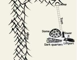 brcarlospedroza tarafından Alter a map for my book için no 5