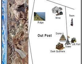 modinoart tarafından Alter a map for my book için no 1