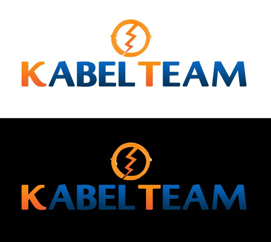 #123 for Design a Logo for  KABEL TEAM d.o.o. - starting a new electrical engineering bussiness by upenpatelsl