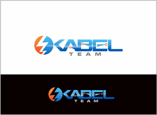 #108 for Design a Logo for  KABEL TEAM d.o.o. - starting a new electrical engineering bussiness by rueldecastro