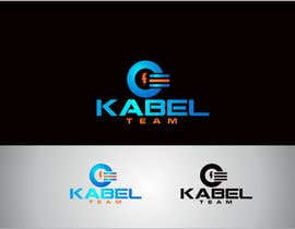 #110 para Design a Logo for  KABEL TEAM d.o.o. - starting a new electrical engineering bussiness por rueldecastro