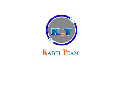 #71 for Design a Logo for  KABEL TEAM d.o.o. - starting a new electrical engineering bussiness by MamaIrfan