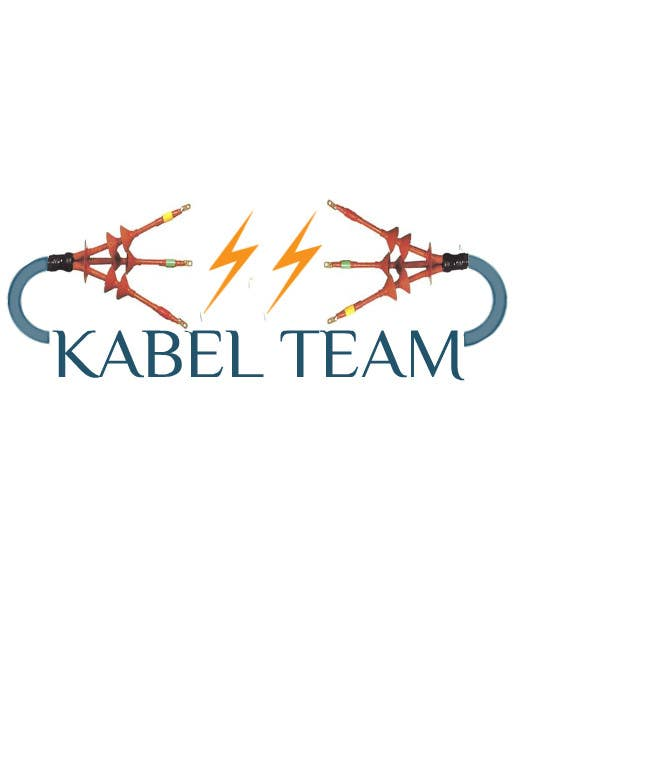 Contest Entry #7 for Design a Logo for  KABEL TEAM d.o.o. - starting a new electrical engineering bussiness