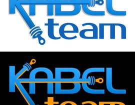#122 para Design a Logo for  KABEL TEAM d.o.o. - starting a new electrical engineering bussiness por fgiacomino