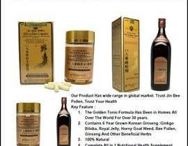 #8 untuk Write my Product Descriptions for: Ginseng Wellness Product oleh sabtu1023