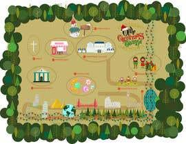 mbilalchopra tarafından Christmas Park Map için no 9