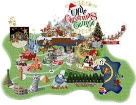 NathVar tarafından Christmas Park Map için no 10