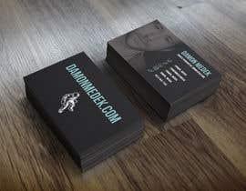 plustigcracker tarafından Design some Business Cards for Singer/Songwriter için no 2