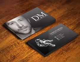 mohanedmagdii tarafından Design some Business Cards for Singer/Songwriter için no 15