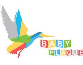 #10 untuk BabyPlaque™ Logo Design oleh VikeshAgravat