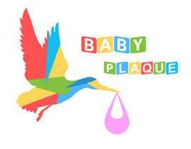 #12 untuk BabyPlaque™ Logo Design oleh solankisagar97