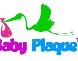 #18 untuk BabyPlaque™ Logo Design oleh harry321vw