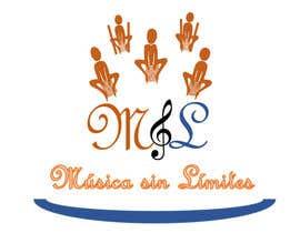 """castelo07 tarafından Diseñar un logotipo para """"MUSICA SIN LIMITES"""" un proyecto social donde se involucra la musica için no 1"""