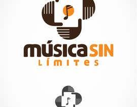 """carlo5ndrespere2 tarafından Diseñar un logotipo para """"MUSICA SIN LIMITES"""" un proyecto social donde se involucra la musica için no 20"""