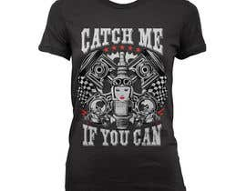 #41 for Catch Me If You Can T Shirt by Franstyas