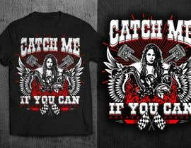 #43 for Catch Me If You Can T Shirt by GautamHP