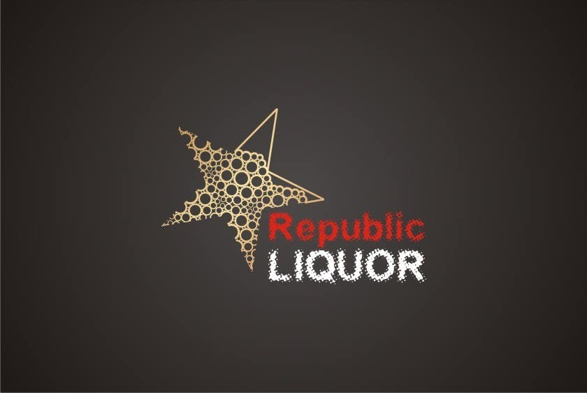 #323 for Design a Logo for republic liquor by suhas02
