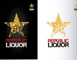 #87 para Design a Logo for republic liquor por GeorgeOrf