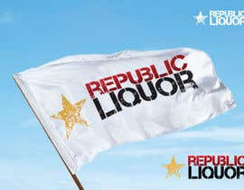 #172 for Design a Logo for republic liquor af GeorgeOrf