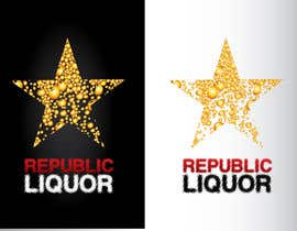 #349 for Design a Logo for republic liquor by GeorgeOrf