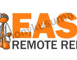 #4 untuk Design a Logo for my website Easy Remote Repair oleh anthonykusuma