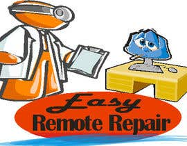 #12 untuk Design a Logo for my website Easy Remote Repair oleh khusnul87