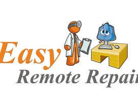 #6 untuk Design a Logo for my website Easy Remote Repair oleh AnimateModifier