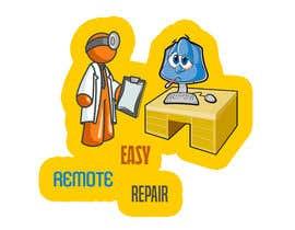 robohelen tarafından Design a Logo for my website Easy Remote Repair için no 14