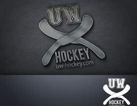 #19 for Design a logo for uw-hockey website by rownike
