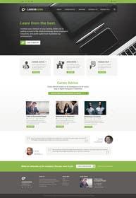 Nadasol tarafından Design a wordpress website for a career advice startup için no 20