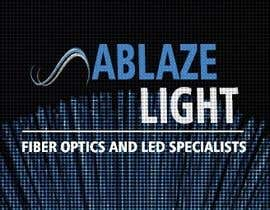 #10 untuk Design a Logo for LED and fibre optic company oleh palindromeguy