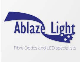 #3 untuk Design a Logo for LED and fibre optic company oleh kokinkokambar