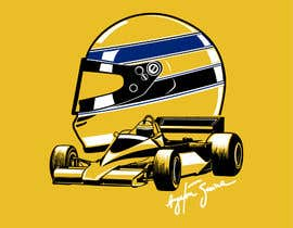 alok95 tarafından Racing Illustration for printed tshirt için no 27