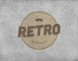 #12 untuk Design a Logo for a  gents beauty salon and a company which sells salon supplies oleh valentnrios