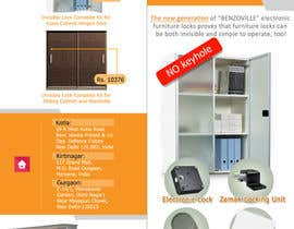 LampangITPlus tarafından Design a Flyer for Invisible Lock for Benzoville için no 7