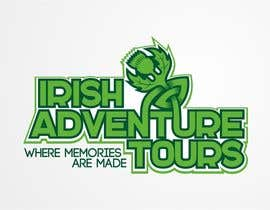 #42 untuk Design a Logo for Irish Adventure Tours oleh dyv
