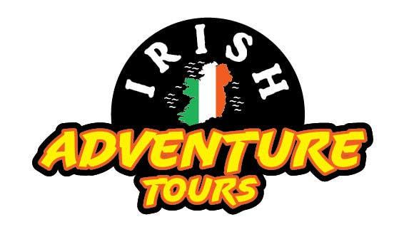 Penyertaan Peraduan #45 untuk Design a Logo for Irish Adventure Tours
