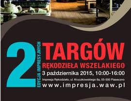 #9 untuk Projekt plakatu oleh griffindesing