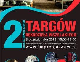 #11 untuk Projekt plakatu oleh griffindesing