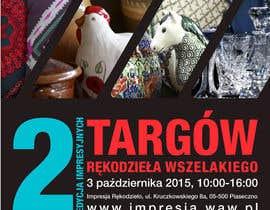 #12 untuk Projekt plakatu oleh griffindesing