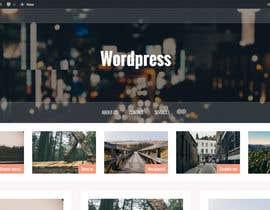 greenarrowinfo tarafından Create a Responsive Wordpress Template için no 5