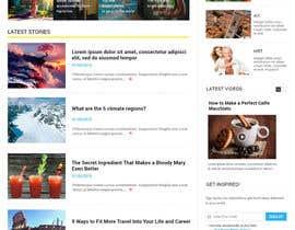 #4 untuk Create a Responsive Wordpress Template oleh TemplateDigitale