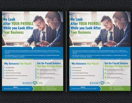 #18 for Design 5 Flyers for CPA Firm by ashanurzaman