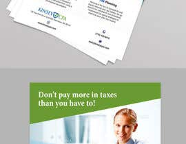 #21 for Design 5 Flyers for CPA Firm by rajesh12345