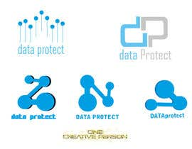 #25 for Design a Logo for DataProtect by toporcerstefan