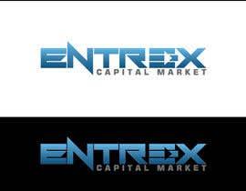 #68 untuk Design a Logo for Entrex Capital Market oleh iakabir