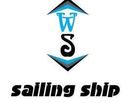 #20 untuk Design a Logo of a sailing ship oleh HAJI5