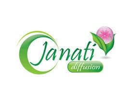 #77 untuk Concevez un logo for Janati oleh dreamdesignerdz