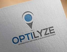 #35 untuk Design a Logo for a software development business called optilyze oleh saonmahmud2