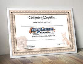 jeanniefreelance tarafından Design a Certificate of Completion, Business Card için no 5
